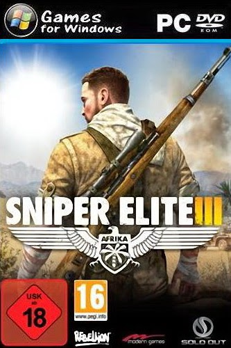 Sniper Elite 3 Free For PC Game Download
