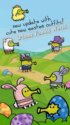 Doodle Jump 3.5 Updated - iphone family world | iphone family