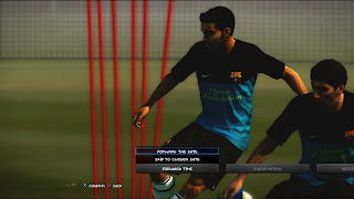 Download FL Training Kits Barcelona PES 2013