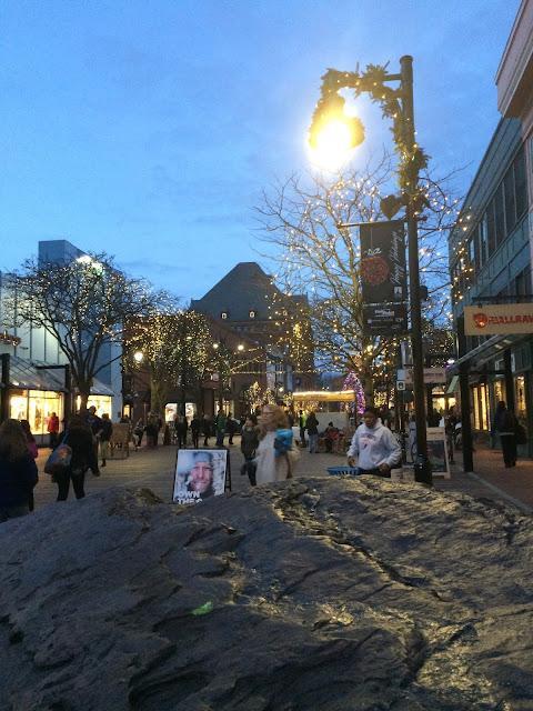Church Street Marketplace| Burlington, Vermont | Chichi Mary Blog