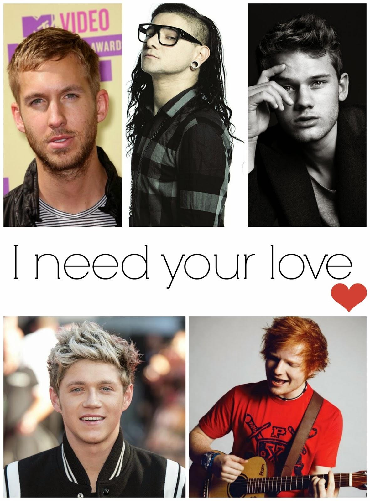 Ellie Goulding lovelife: Skrillex, Jeremy Irvine, Calvin Harris, Niall Horan, Ed Sheeran