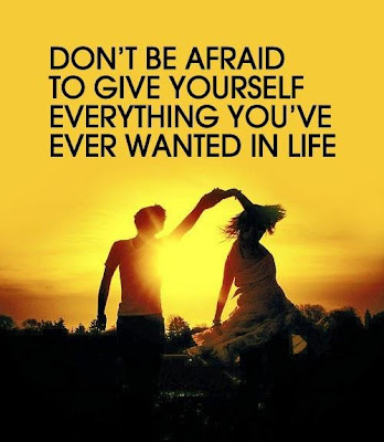 Don't Be Afraid | www.SpicyPinkInspirations.com