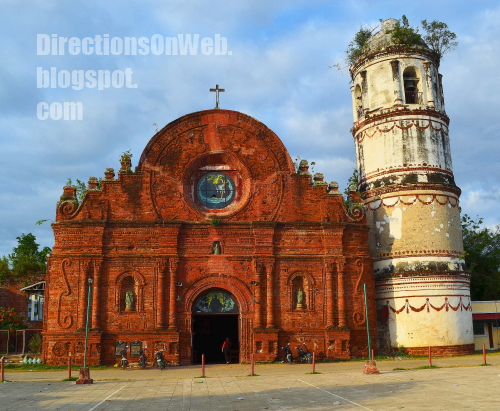 commute guide to tumauini church from manila or cubao