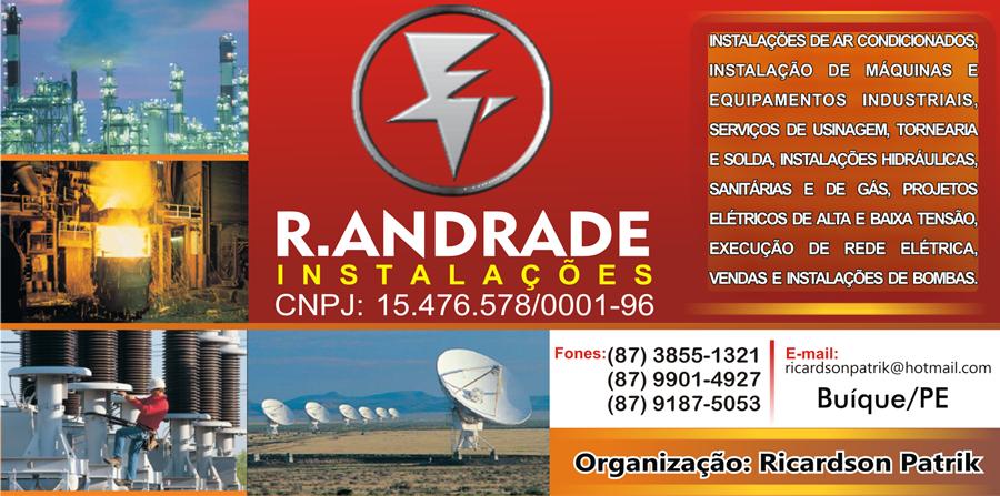 R. ANDRADE INSTALAÇÕES