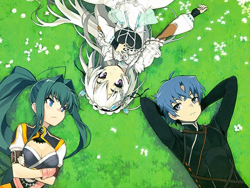 Quan Tài Công Chúa Phần 2 -Hitsugi no Chaika: Season 2