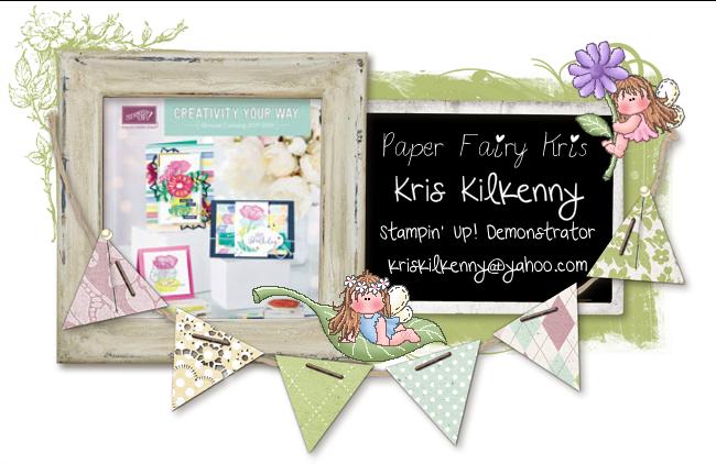 Paper Fairy Kris