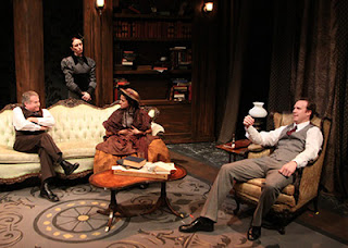 Pygmalion production photo