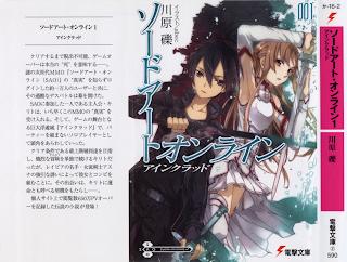 Swor Art Online Novelas [Vol 01 + Vol 02][DpnF]