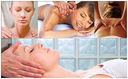 Massagem - Um prazer para o corpo e uma carícia para a alma.