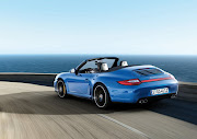 Porsche 911 Carrera 4 GTS, 2012