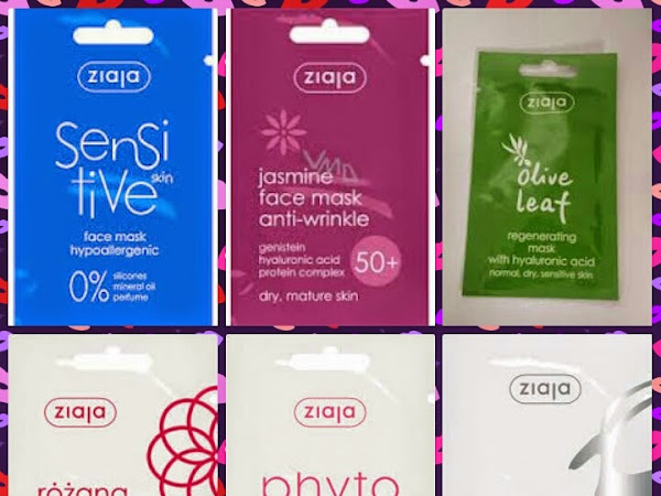 A-Z of Ziaja Face Masks