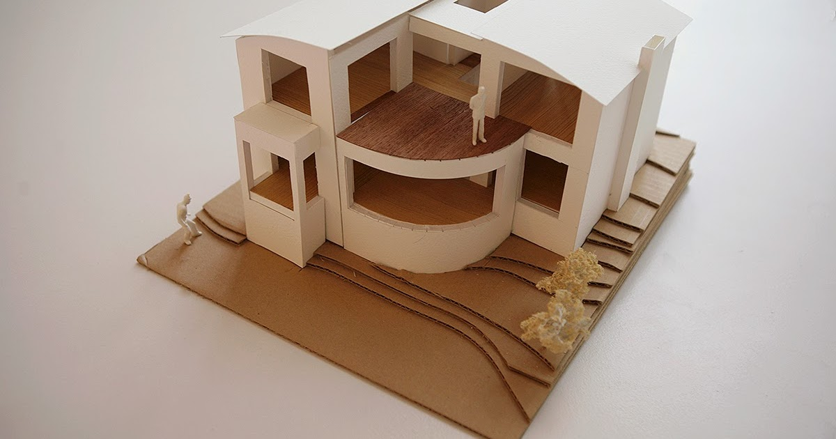 Peregrine Mears Architects Architectural Model Making