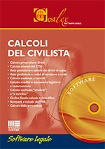 Calcoli del civilista. Software