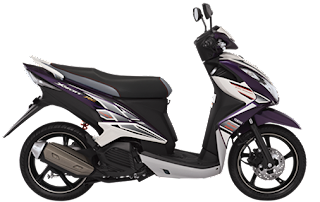 Yamaha Xeon RC Regal Purple