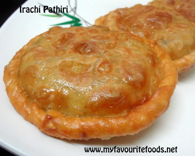 Chicken Pathiri