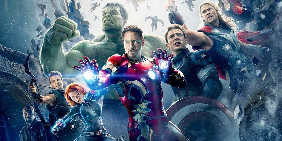 Os Vingadores 4K Ultra HD Download Imagem