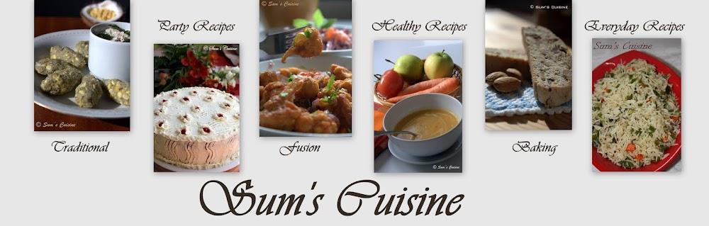 Sum's Cuisine
