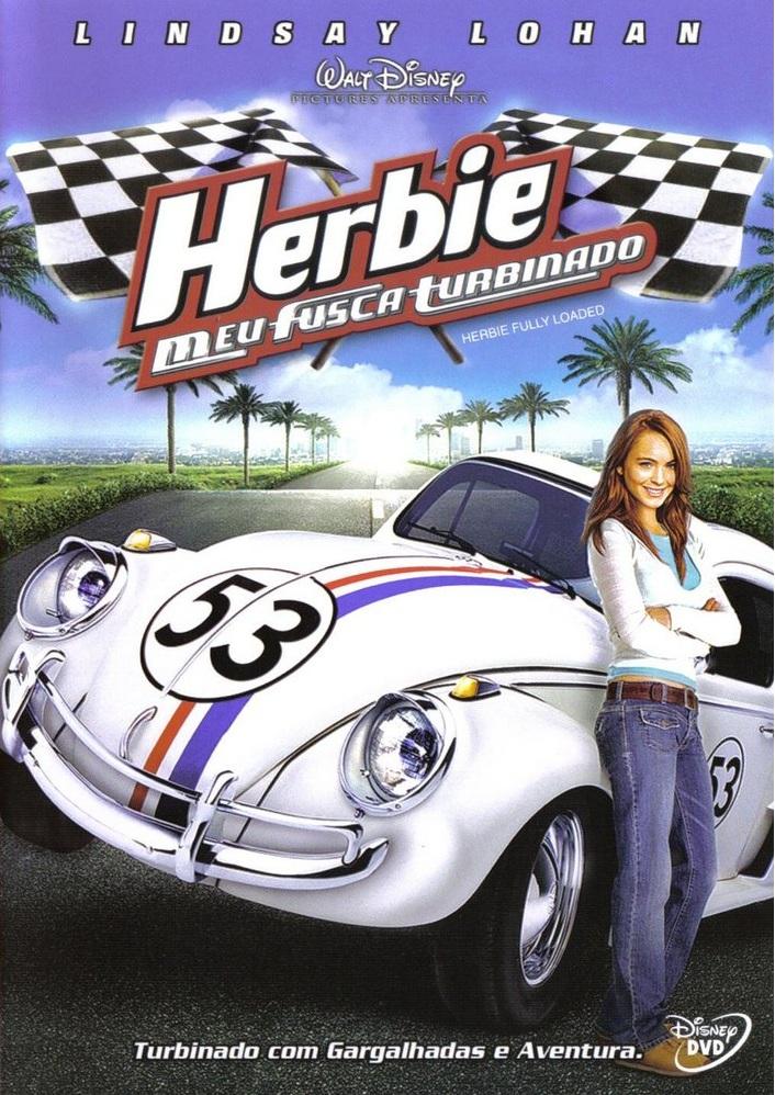 Herbie: Meu Fusca Turbinado – Dublado (2005)