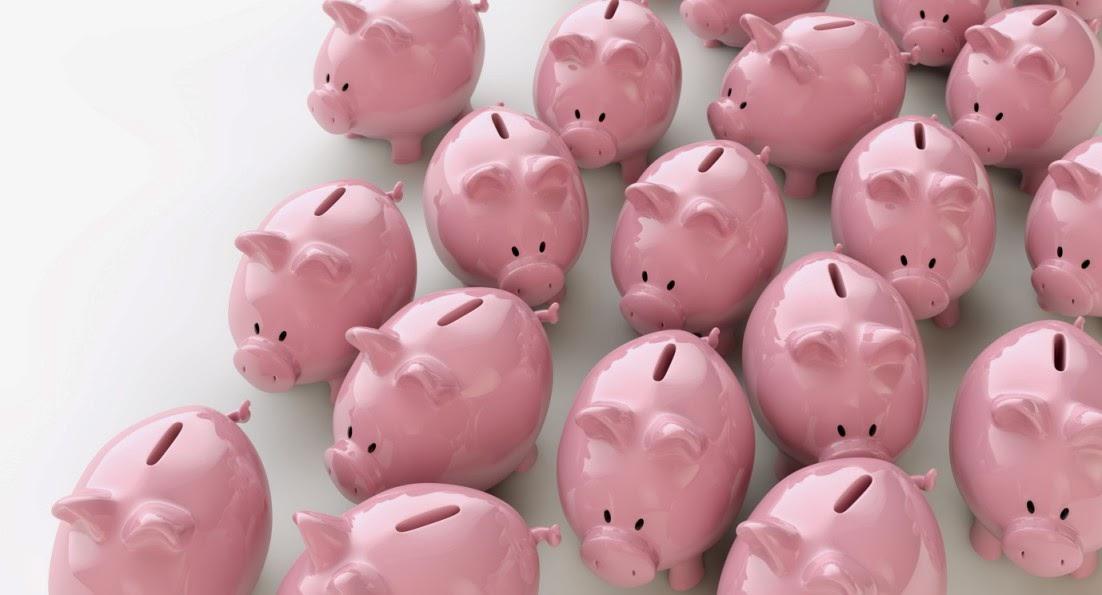 Deposito bancario de dinero
