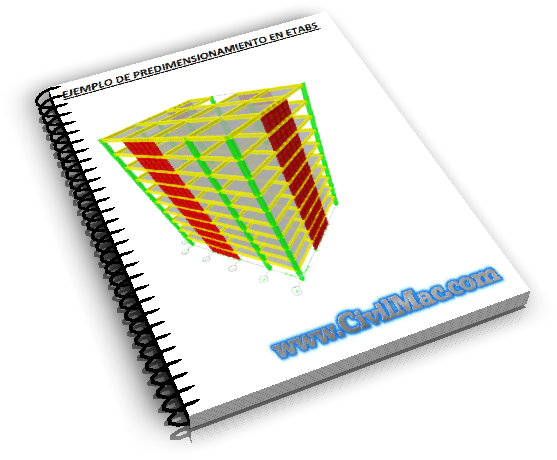 CivilMac, Etabs , Dimensionamiento , Etabs 2013