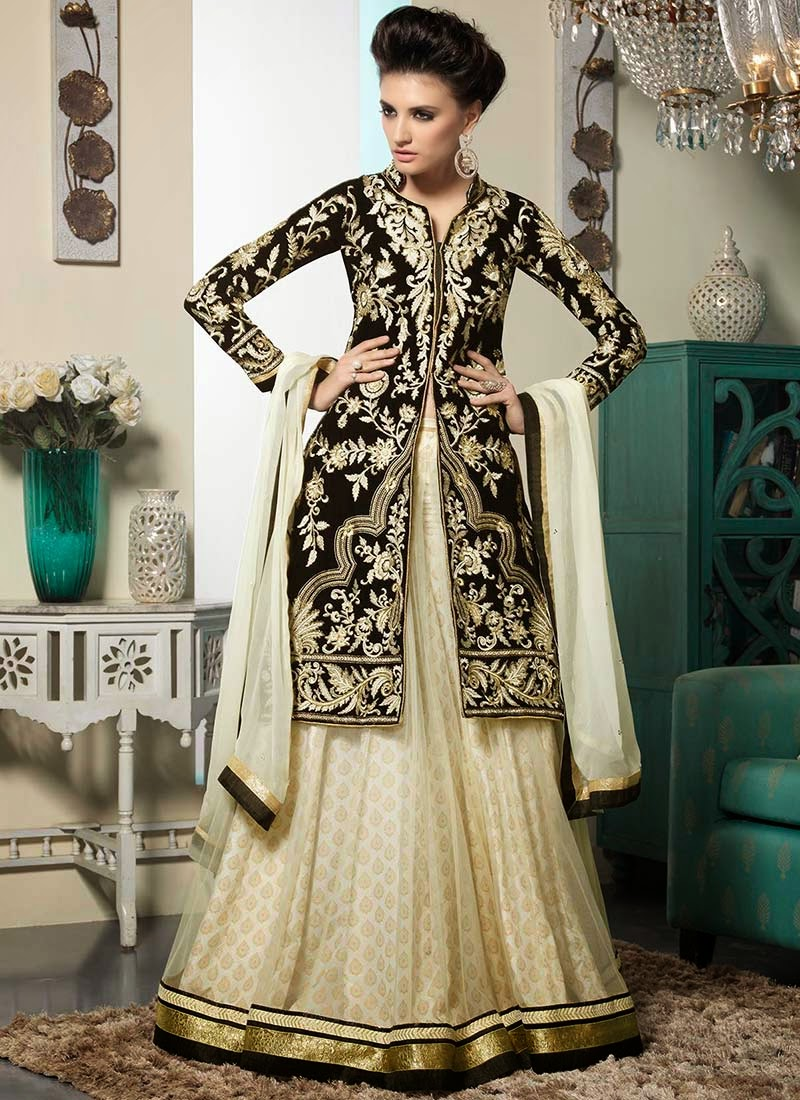 Salwar Kameez Designs | Latest Anarkali Suits, Churidar