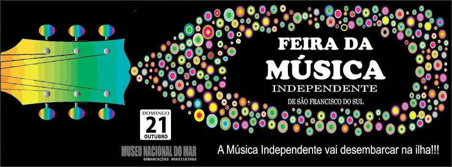 Feira da Música Independente de São Francisco do Sul