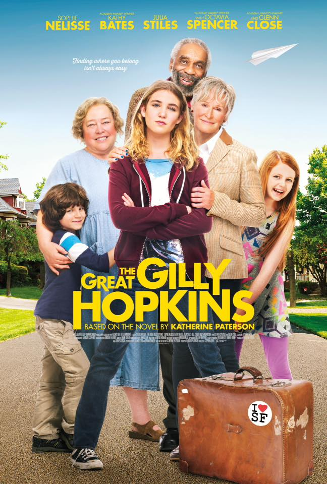 Nonton The Great Gilly Hopkins (2016)