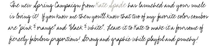 Kate Spade Florence Broadhurst