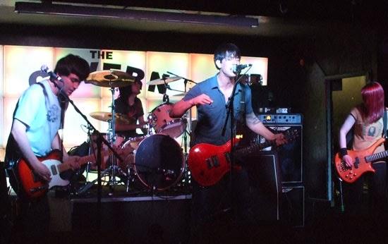 Live Lounge, The Cavern Club, Liverpool