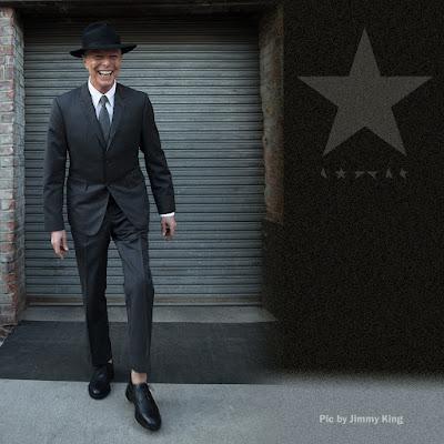 David Bowie, Tony Visconti, elhalálozás, gyász, Lazarus, Blackstar