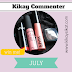 Kikay Commenter for JULY
