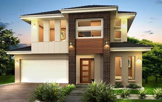 House Plant: Modern homes designs Sydney.