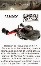New Titan FW BG Marine Sports