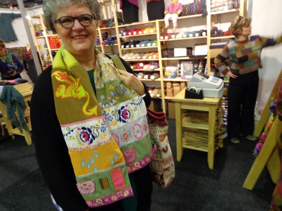 Gingini 39 s crafts and quilts handwerkbeurs ijsselhallen - Binnenkomst ideeen ...