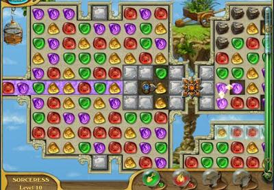 juego de estrategia y puzzles