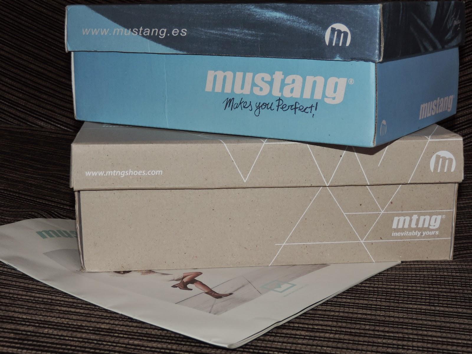Compras Mustang Septiembre 2014