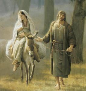 ESPERANDO A JESUS, EL SALVADOR