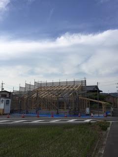 高屋の家  大工・岩本