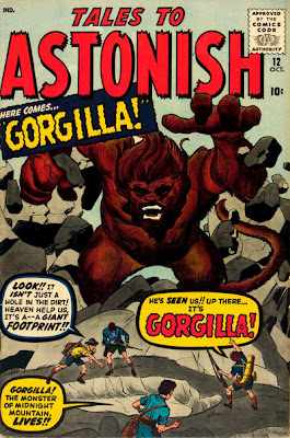 Tales to Astonish, Gorgilla