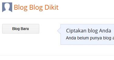 cara membuat blog di blogspot 5