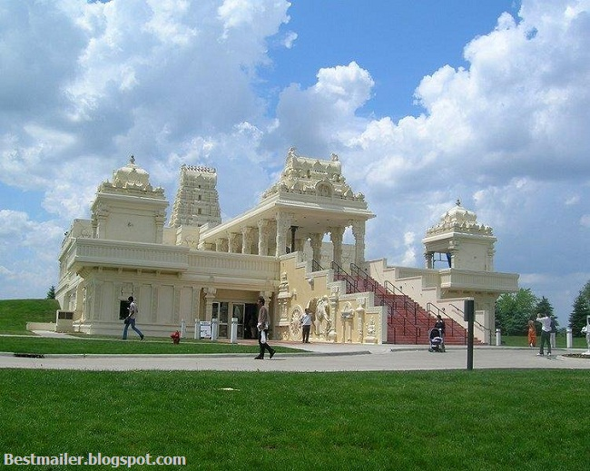 Wonderful Indian Temples Abroad.3