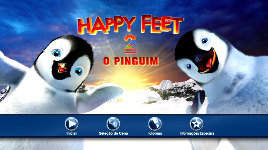 Baixar Filme Happy Feet 2 O Pinguim DVD-R
