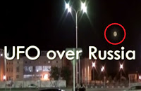 UFO in Russia, May 30, 2015