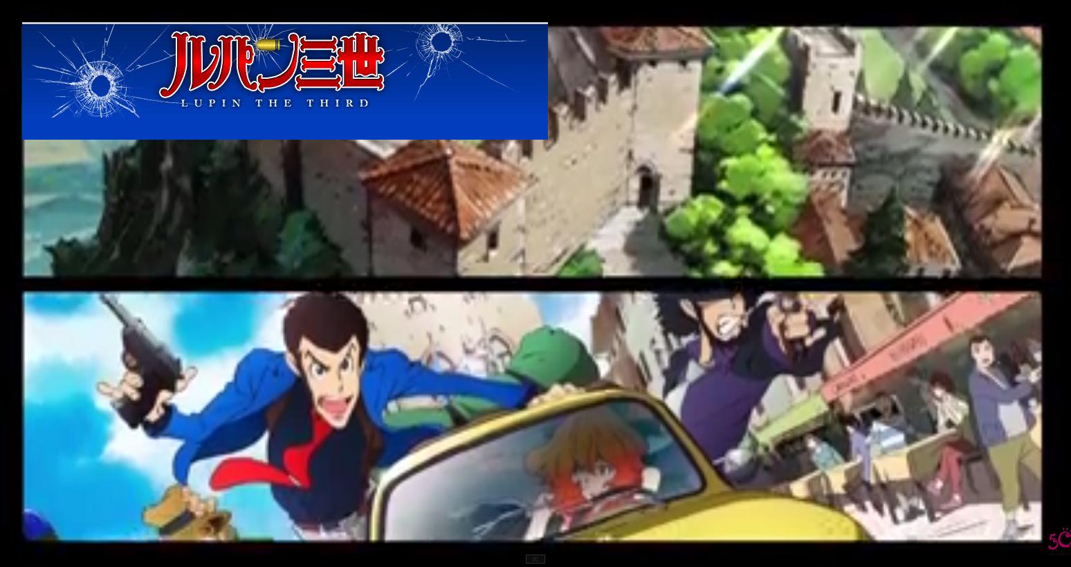 Ecco il nuovo trailer per Lupin 3rd