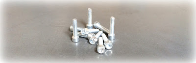 custom special socket head cap screws 18-8 stainless steel cad plated - santa ana, orange county, southern california