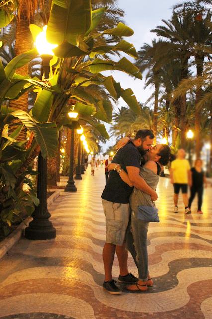 polish blogger,espana hiszpania alicante travel blog DIY,love para zakochanych, deptak w alicante, co zobaczyć w Alicante