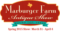 ★Marburger Farms Antique Show, Roundtop, TX