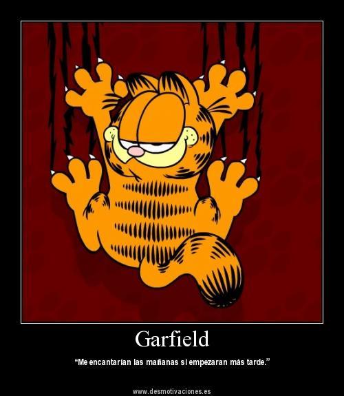 garfield minijuegos: