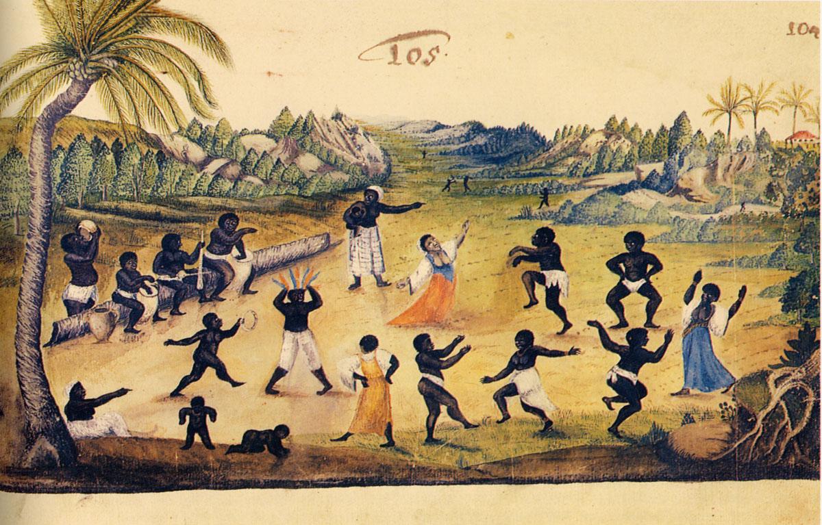 A Música e Dança Negra
