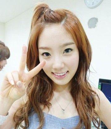 AnnisaNurFadhilah Model Rambut Ala Korea - Gaya rambut ala girlband korea